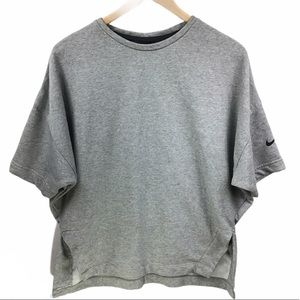 NIKE | Short Sleeve Sweatshirt